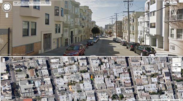 125, San Francisco